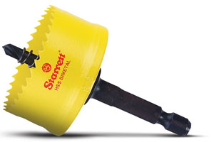 STARRETT HOLESAW 14mm