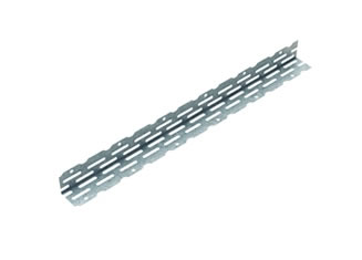 2.4M GALV PERFORATED THIN COAT BEAD